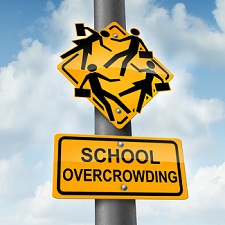School Overcrowding Small
